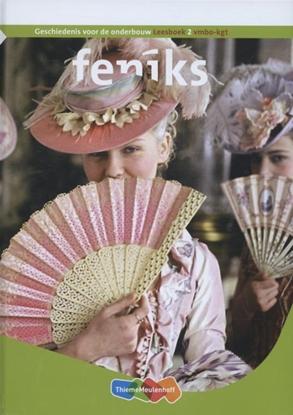 Afbeeldingen van Feniks 2 vmbo-kgt leesboek