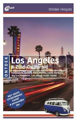 Afbeeldingen van ANWB Ontdek reisgids Los Angeles & Zuid-Californië