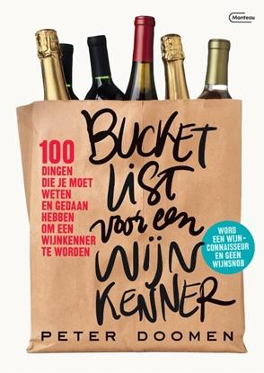 Afbeeldingen van Bucketlist voor een wijnkenner