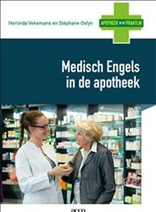 Afbeeldingen van Medisch Engels in de apotheek