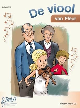 Afbeeldingen van De viool van Fleur