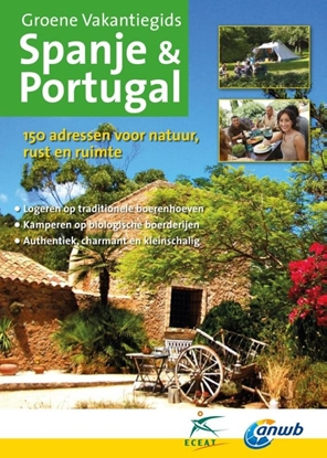 Afbeeldingen van Groene Vakantiegids Spanje en Portugal