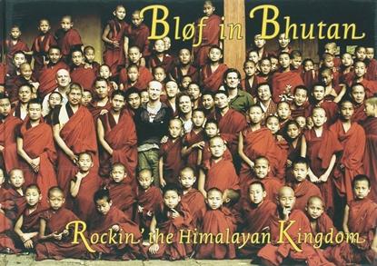 Afbeeldingen van Bløf in Bhutan