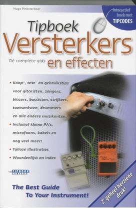 Afbeeldingen van Tipboek versterkers en effecten