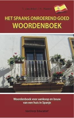 Afbeeldingen van Het Spaans onroerend goed woordenboek
