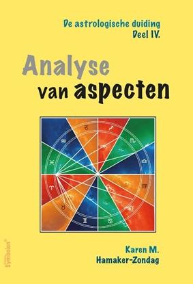 Afbeeldingen van De astrologische duiding Analyse van aspecten