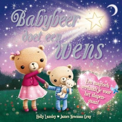 Afbeeldingen van Babybeer doet een wens
