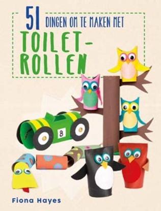 Afbeeldingen van 51 dingen om te maken met toiletrollen
