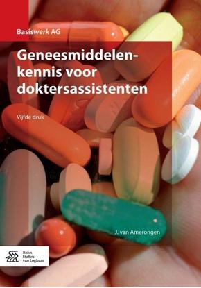 Afbeeldingen van Basiswerk AG Geneesmiddelenkennis voor doktersassistenten