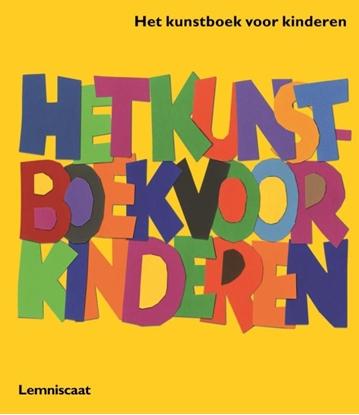 Afbeeldingen van Het kunstboek voor kinderen Geel
