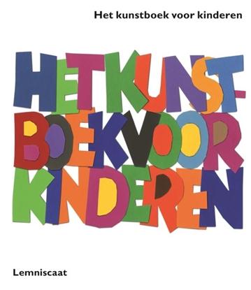 Afbeeldingen van Het kunstboek voor kinderen Wit