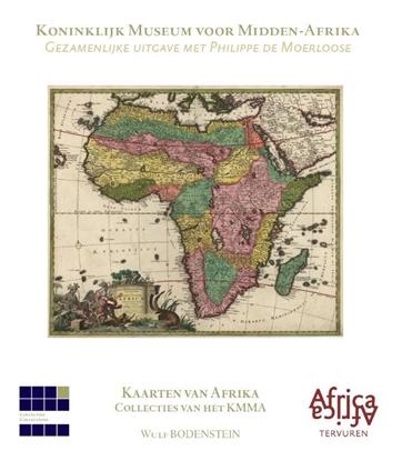 Afbeeldingen van Collecties van het KMMA Kaarten van Afrika