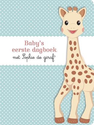 Afbeeldingen van Baby's eerste dagboek met Sophie de giraf