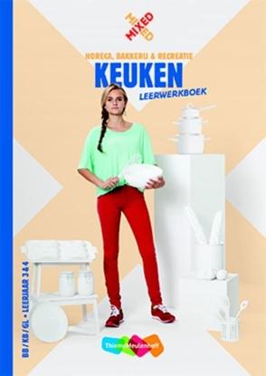 Afbeeldingen van Mixed Keuken BB/KB/GL leerjaar 3 & 4 Leerwerkboek + startlicentie