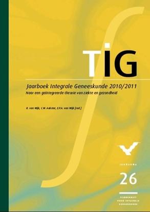 Afbeeldingen van Jaarboek integrale geneeskunde 2010/2011