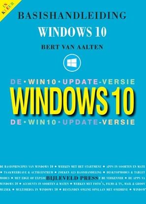 Afbeeldingen van Basishandleiding Windows 10
