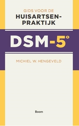 Afbeeldingen van Gids voor de huisartsenpraktijk DSM-5