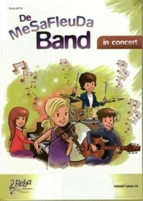 Afbeeldingen van De MeSaFleuDa Band in concert