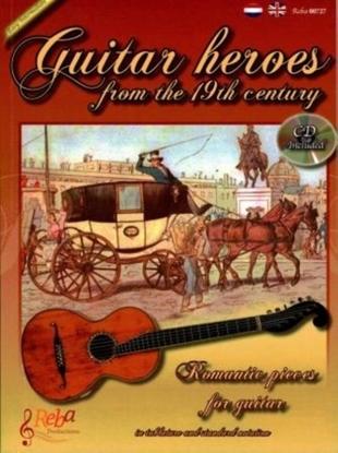 Afbeeldingen van Guitar heroes of the 19th century