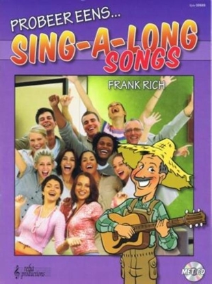 Afbeeldingen van Probeer eens Sing-a-long Songs