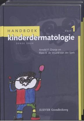 Afbeeldingen van Elsevier gezondheidszorg Handboek kinderdermatologie 2 delen