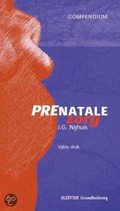 Afbeeldingen van Compendium prenatale zorg