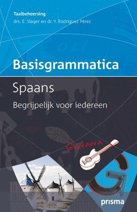 Afbeeldingen van Prisma basisgrammatica Spaans