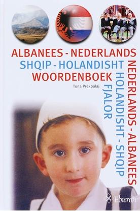 Afbeeldingen van Albanees-Nederlands / Nederlands-Albanees woordenboek