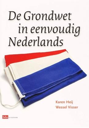 Afbeeldingen van De Grondwet in eenvoudig Nederlands