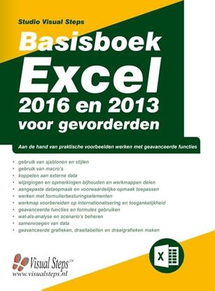 Afbeeldingen van Basisboek Excel 2016 en 2013 voor gevorderden