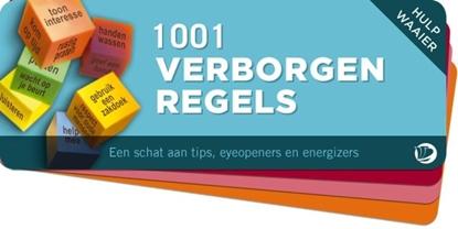 Afbeeldingen van 1001 verborgen regels