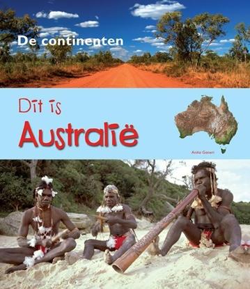 Afbeeldingen van De Continenten Australië