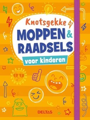 Afbeeldingen van Knotsgekke moppen & raadsels voor kinderen
