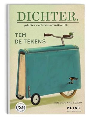 Afbeeldingen van Dichter PLINT DICHTER. special 1 - set van 10