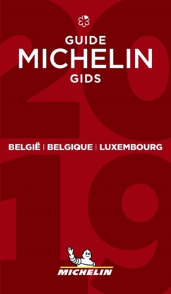 Afbeeldingen van Belgie Belgique Luxembourg -The MICHELIN Guide 2019