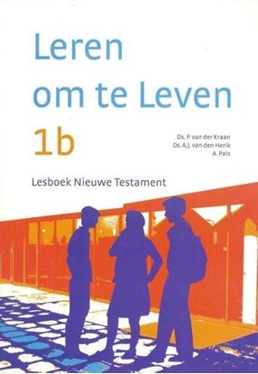 Afbeeldingen van Leren om te Leven 1b Lesboek Nieuwe Testament