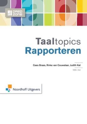 Afbeeldingen van Taaltopics Rapporteren