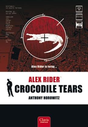 Afbeeldingen van Alex Rider Crocodile tears