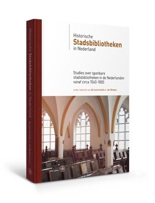 Afbeeldingen van Bijdragen tot de Geschiedenis van de Nederlandse Boekhandel. Nieuwe Reeks Historische stadsbibliotheken in Nederland