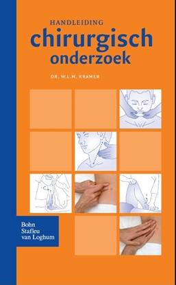 Afbeeldingen van Handleiding chirurgisch onderzoek