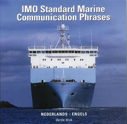Afbeeldingen van IMO Marine Communication Phrases (SMCP)