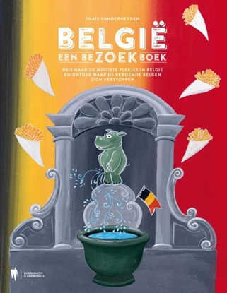 Afbeeldingen van België, een beZOEKboek