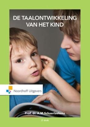 Afbeeldingen van De taalontwikkeling van het kind