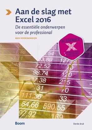 Afbeeldingen van Aan de slag met Excel 2016