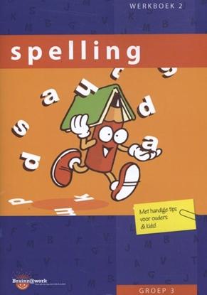 Afbeeldingen van Brainz@work Spelling Groep 3 Werkboek 2