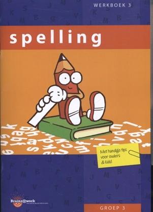 Afbeeldingen van Brainz@work Spelling Groep 3 Werkboek 3