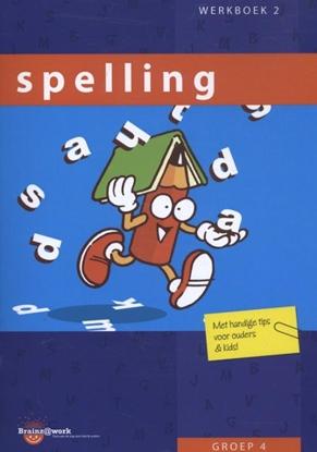 Afbeeldingen van Brainz@work Spelling Groep 4 Werkboek 2