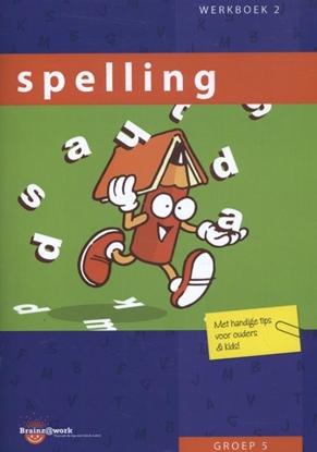 Afbeeldingen van Brainz@work Spelling Groep 5 Werkboek 2