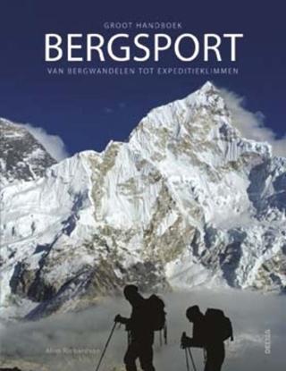 Afbeeldingen van Groot handboek bergsport
