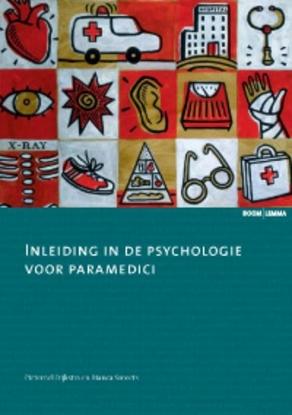 Afbeeldingen van Inleiding in de psychologie voor paramedici